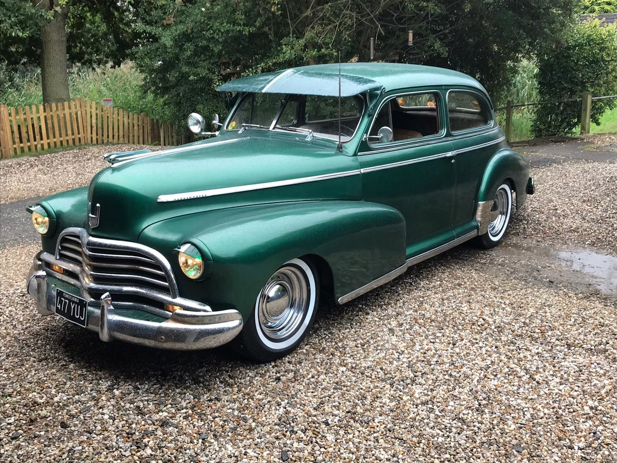 1946 Fleet master coupe/2 door sedan  For Sale (picture 1 of 6)