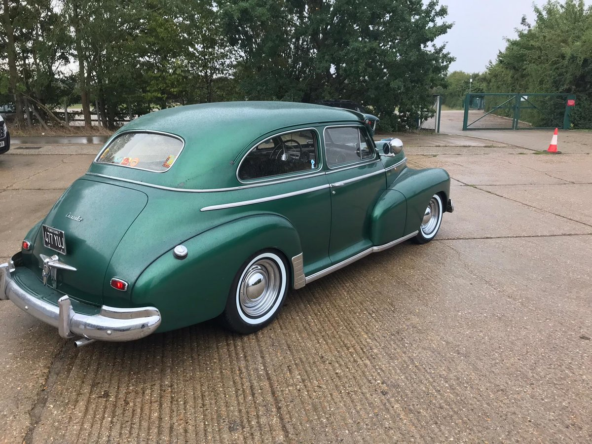 1946 Fleet master coupe/2 door sedan  For Sale (picture 2 of 6)