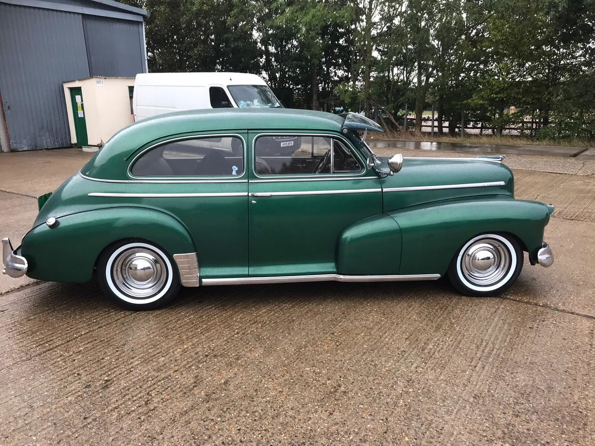 1946 Fleet master coupe/2 door sedan  For Sale (picture 3 of 6)