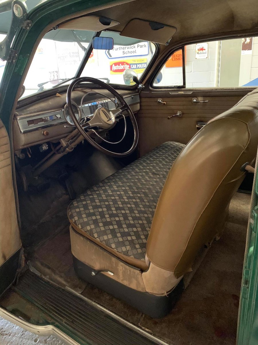 1946 Fleet master coupe/2 door sedan  For Sale (picture 5 of 6)