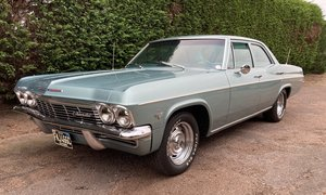 Picture of 1965 Chevrolet Bel Air Saloon.