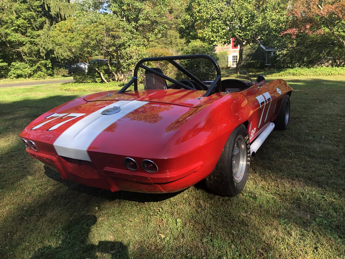 1965 Chevrolet Corvette Vintage Race Car For Sale (picture 3 of 6)