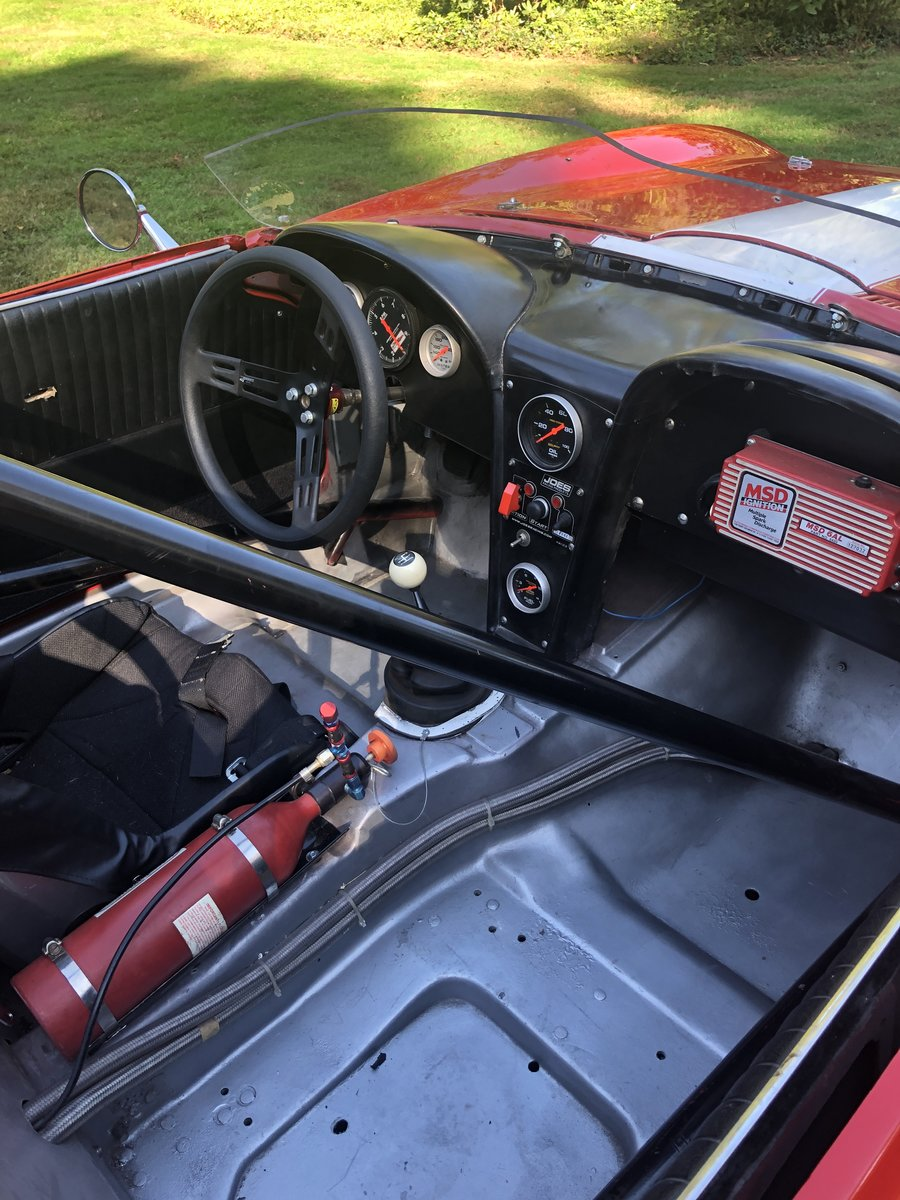 1965 Chevrolet Corvette Vintage Race Car For Sale (picture 4 of 6)