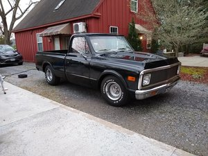 Picture of 1972 Chevrolet C-10 Short Box (Lynchburg, VA) $24,999 obo