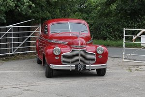 Picture of 1941 Cherolet Special Deluxe, RHD, Recent mechanical restoration For Sale