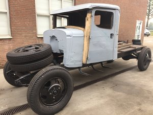 1936 Chevrolet 1.5 ton truck