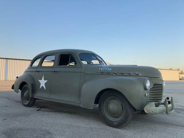 1941 Chevrolet, Chevrolet staffcar,  For Sale (picture 1 of 4)