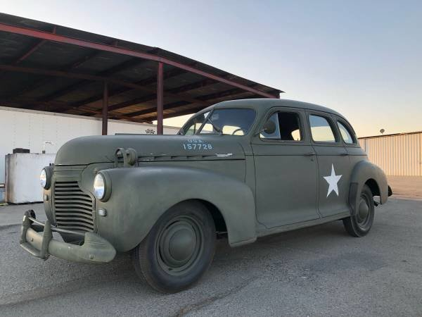 1941 Chevrolet, Chevrolet staffcar,  For Sale (picture 2 of 4)