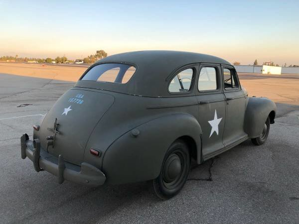 1941 Chevrolet, Chevrolet staffcar,  For Sale (picture 3 of 4)