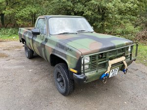 Picture of 1984 Chevrolet CUCV M1008 Pickup