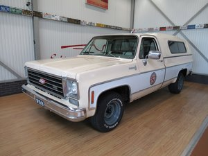 Picture of 1975 Chevrolet C10 Scottdale Pick Up long bed with Campertop For Sale