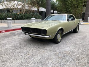 Picture of 1968 Chevrolet Camaro Rally Sport For Sale