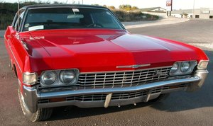 Picture of 1968 Chevrolet Impala SS Coupe For Sale
