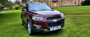 2012 LHD Chevrolet Captiva 2.0 VCDi,7 SEATER,LEFT HAND DRIVE