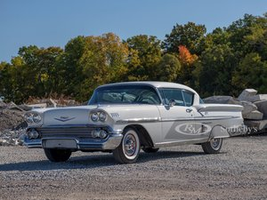 Picture of 1958 Chevrolet Bel Air Impala Sport Coupe  For Sale by Auction