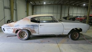 Picture of 1971 Chevrolet Chevelle Project Car