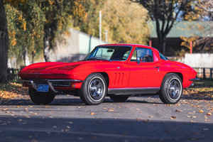 Picture of 1966 Chevrolet Corvette Sting Ray Coupe (C2)