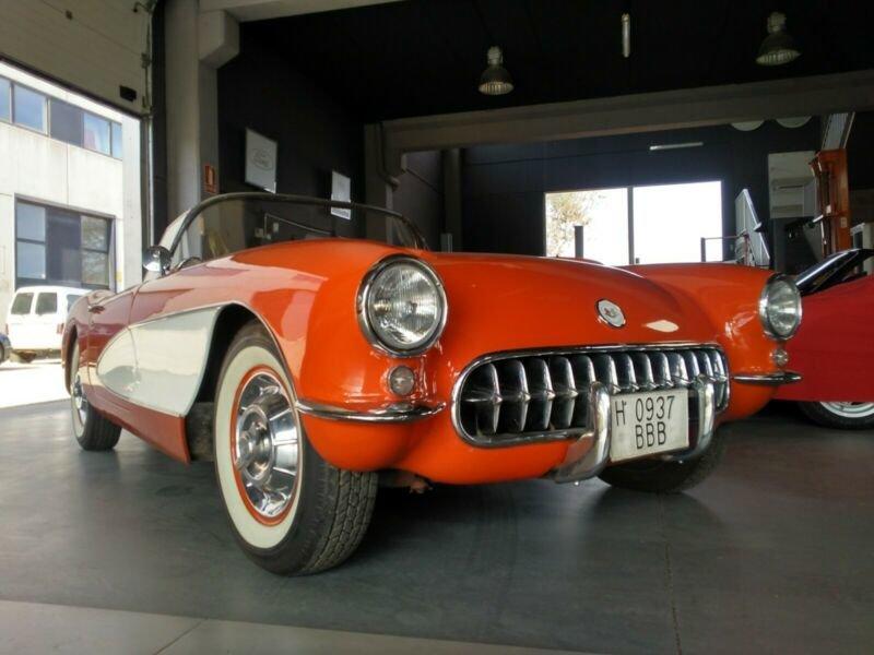 1957 Chevrolet Corvette C1 For Sale (picture 2 of 6)
