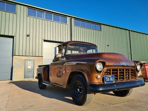 Picture of 1956 Chevy 3200 Sympathetically Restored