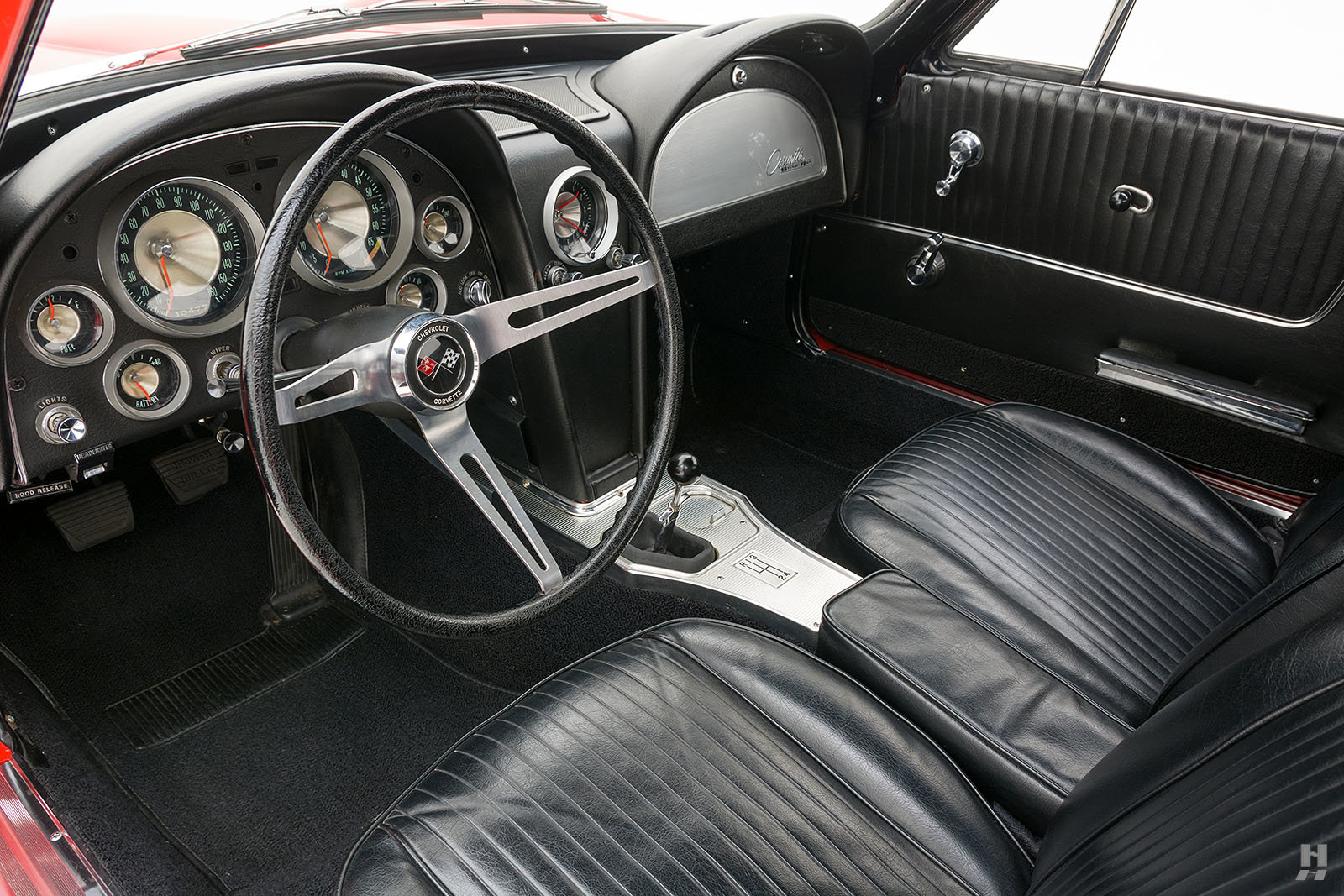 "1963 Chevrolet Corvette Z06 ""Tanker"" Coupe For Sale (picture 5 of 6)"