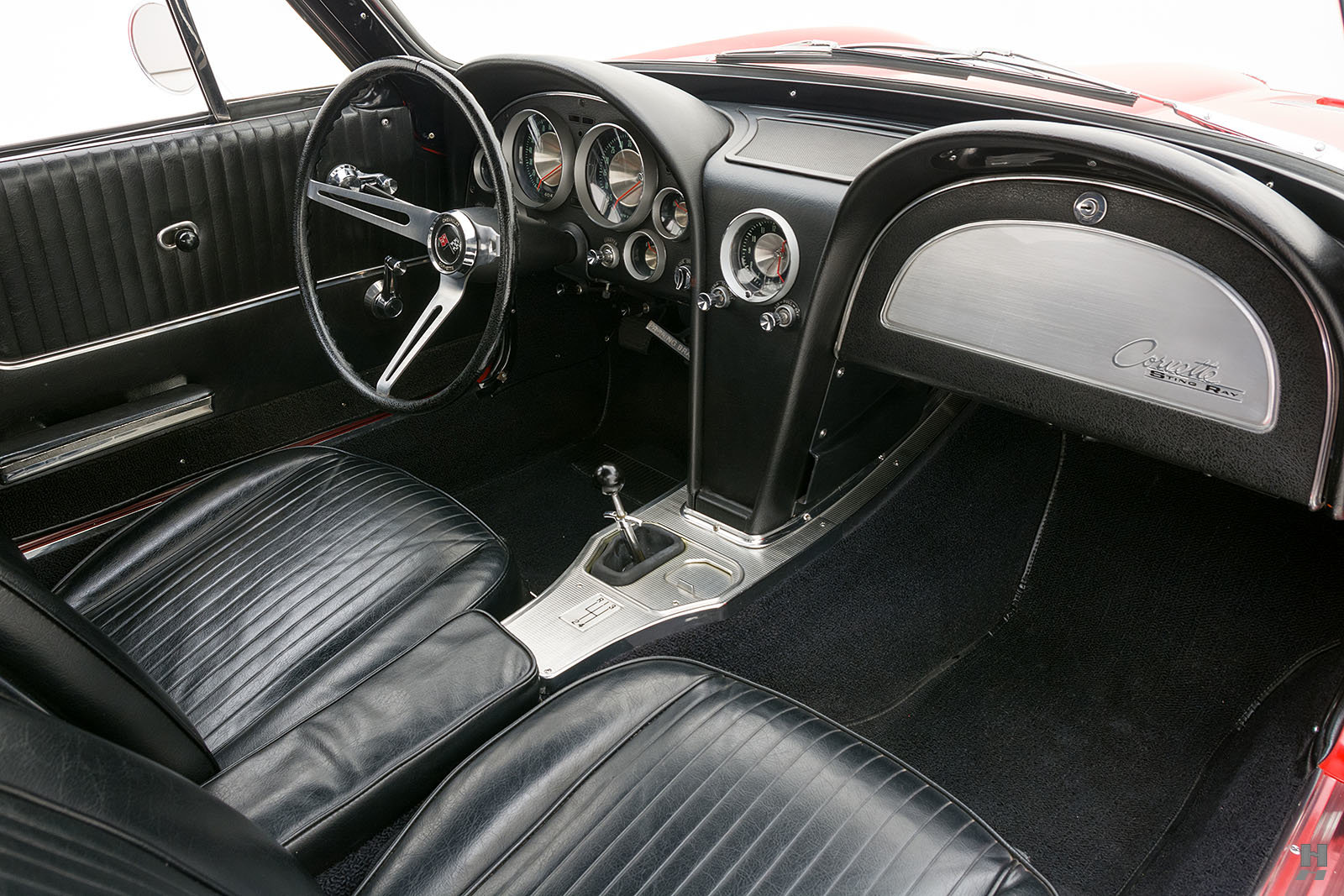 "1963 Chevrolet Corvette Z06 ""Tanker"" Coupe For Sale (picture 6 of 6)"