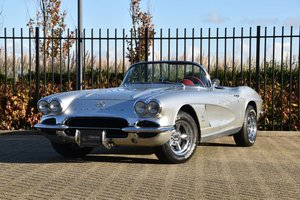 Picture of 1962 chevrolet corvette C1