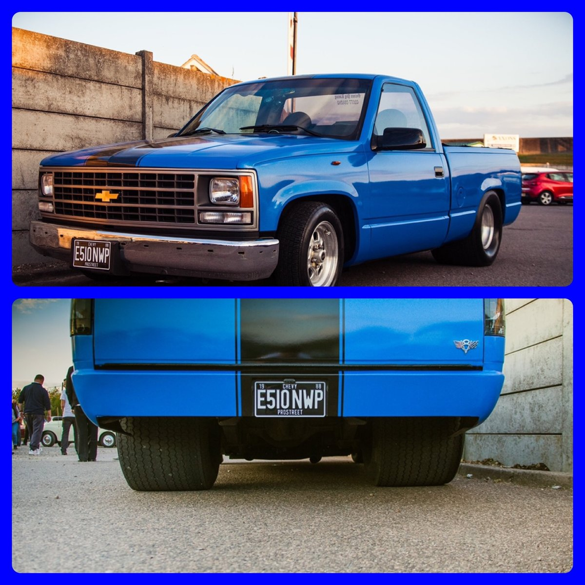1988 Pro street Chevy truck For Sale (picture 6 of 6)