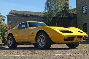 Picture of 1975 Corvette Hire | Classic Corvette Stingray Hire For Hire