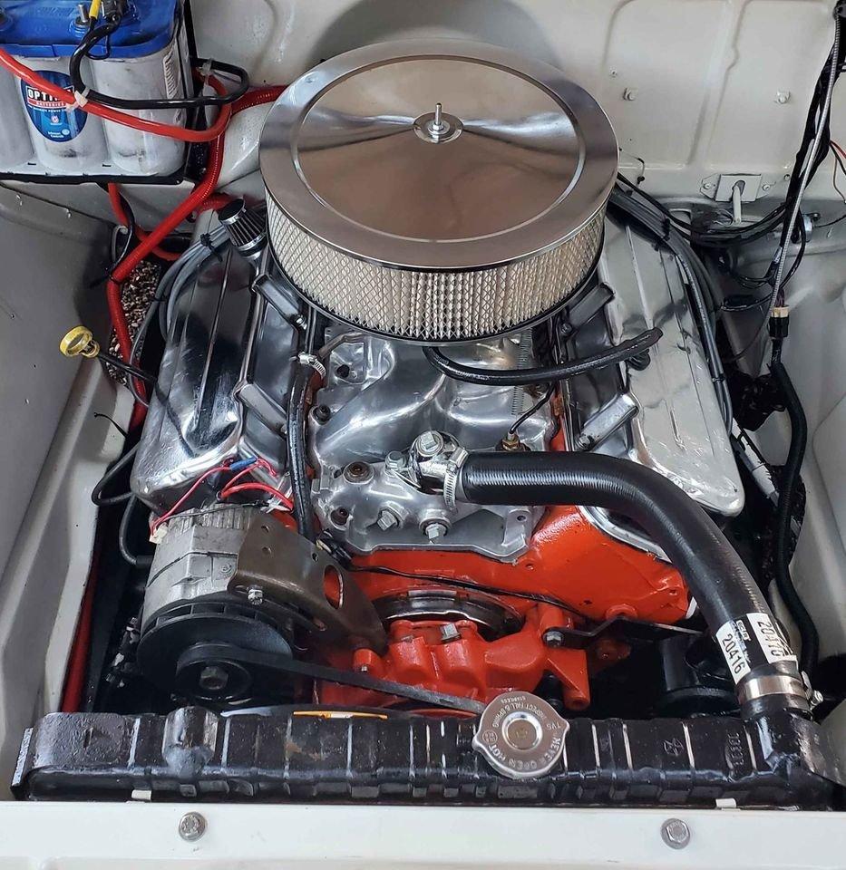 1957 Chevrolet 3100 stepside short bed 454 v8 For Sale (picture 5 of 6)