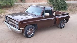 Picture of 1984 C10 Stepside short bed