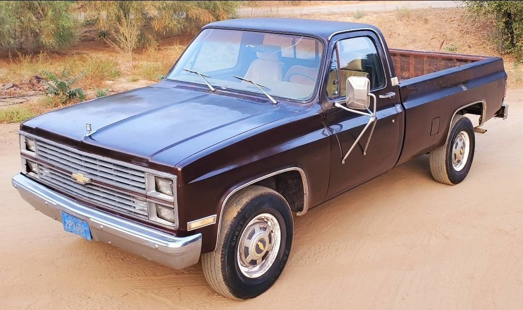 1983 Chevrolet 6.2 Diesel For Sale (picture 1 of 6)