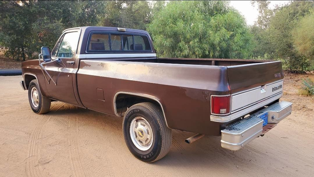 1983 Chevrolet 6.2 Diesel For Sale (picture 5 of 6)