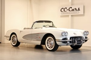Picture of 1960 Stunning Corvette 4,6 Cabriolet For Sale