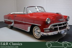 Picture of Chevrolet Bel Air 1953 convertible in beautiful condition For Sale