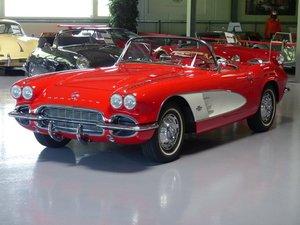 Picture of 1961 Die Corvette in neuwertigem Concours-Zustand