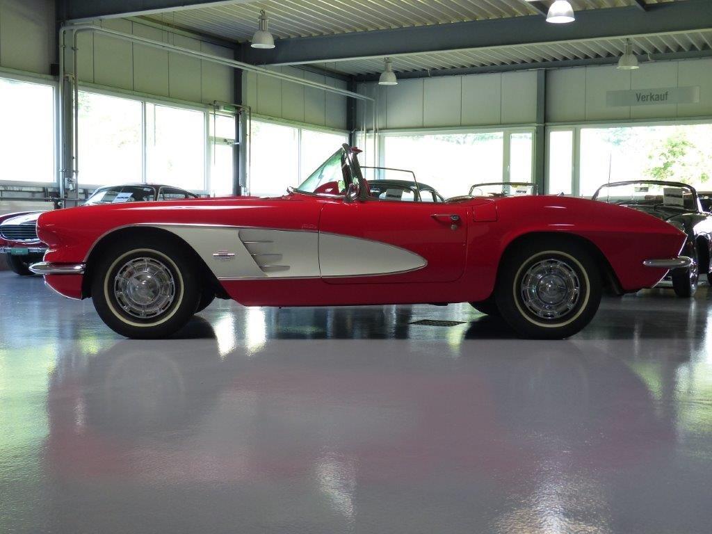 1961 Die Corvette in neuwertigem Concours-Zustand For Sale (picture 2 of 6)