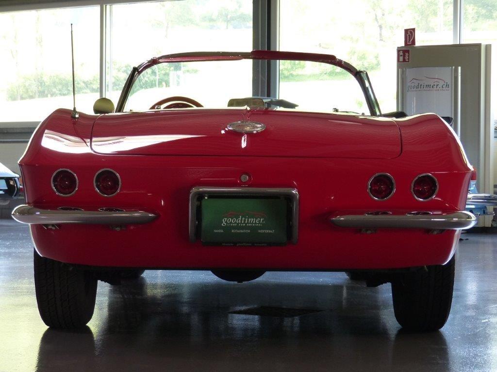 1961 Die Corvette in neuwertigem Concours-Zustand For Sale (picture 3 of 6)