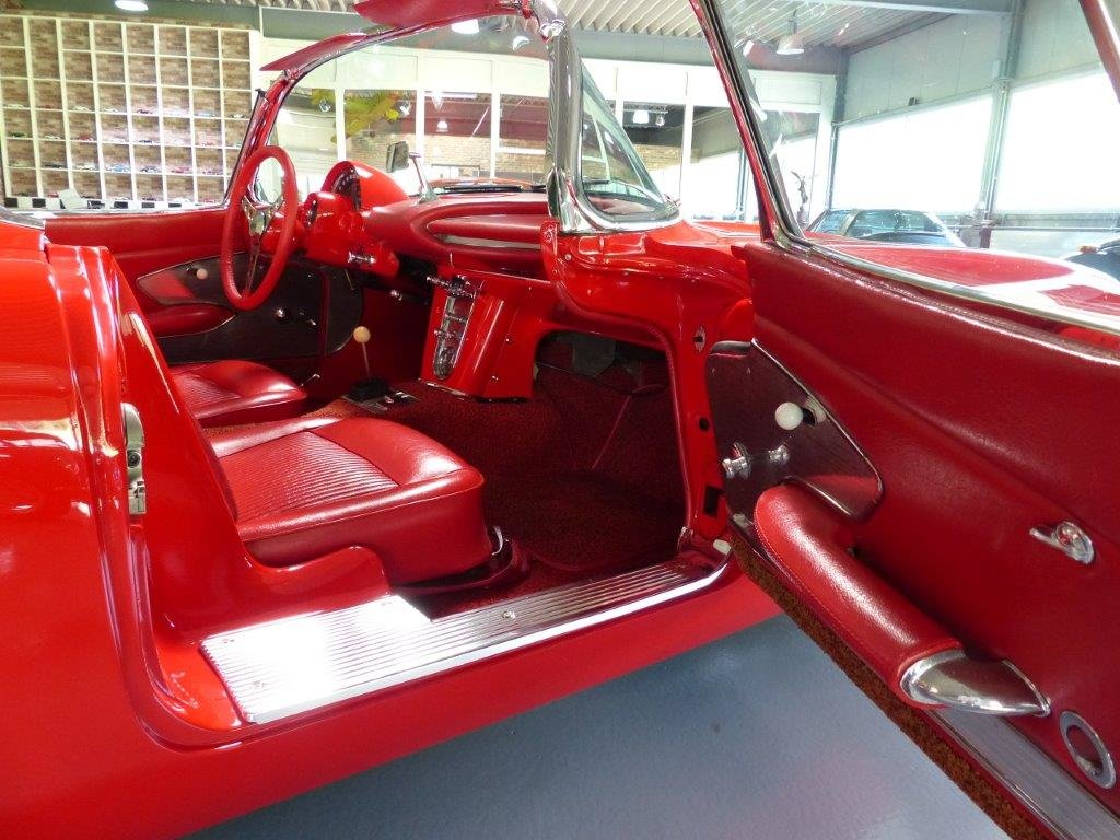 1961 Die Corvette in neuwertigem Concours-Zustand For Sale (picture 4 of 6)