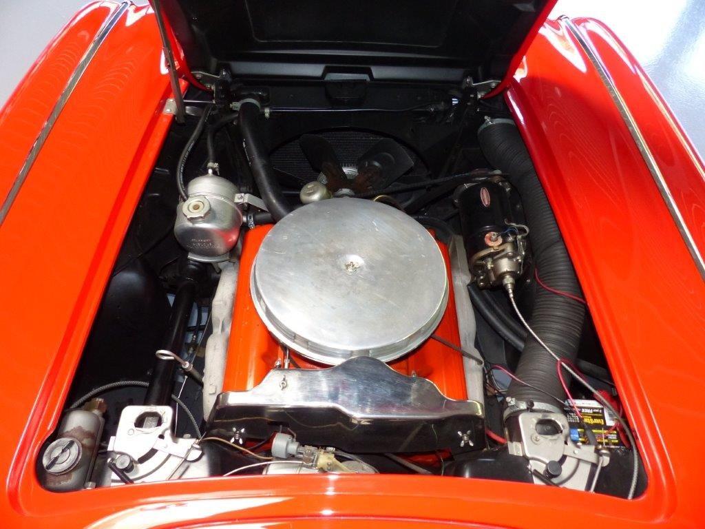 1961 Die Corvette in neuwertigem Concours-Zustand For Sale (picture 6 of 6)