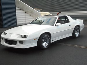 Picture of 1989 CHEVROLET CAMARO 5.0 COUPE RS TARGA For Sale