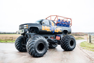 Picture of 1989 Chevrolet Silverado Havoc Monster Truck For Sale by Auction