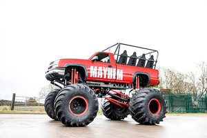 Picture of 2013 Chevrolet Silverado Mayhem Monster Truck For Sale by Auction