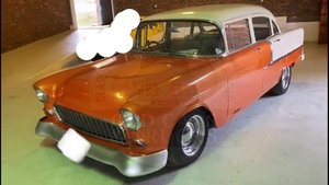 Picture of 1955 Chevrolet Bel Air SOLD