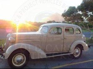 Picture of 1936 Chevrolet Sedan SOLD