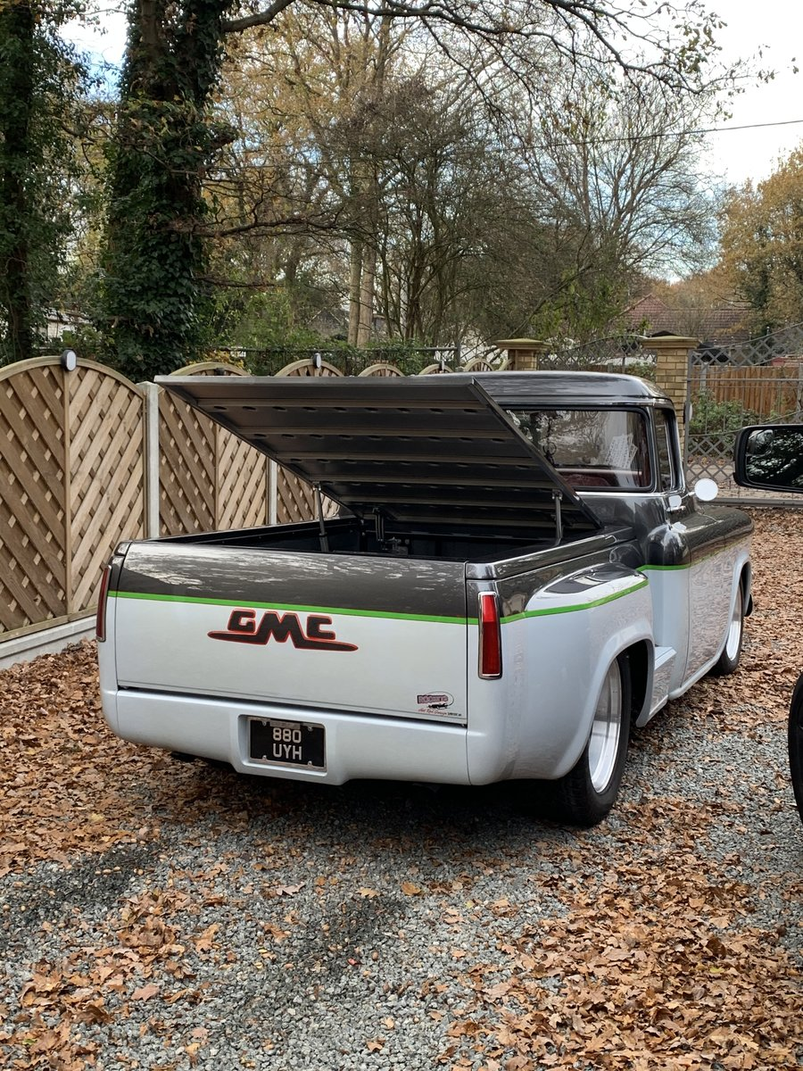 1956 GMC Chevy pick up For Sale (picture 2 of 6)