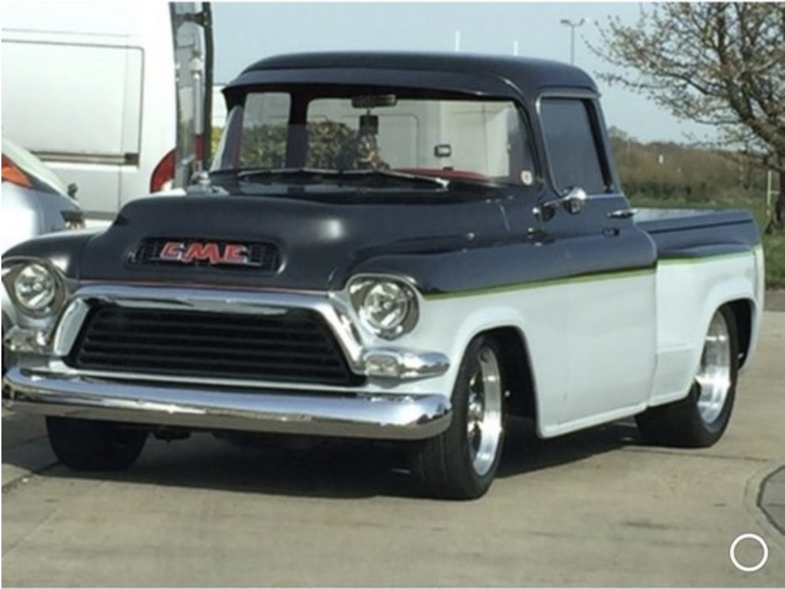 1956 GMC Chevy pick up For Sale (picture 1 of 6)