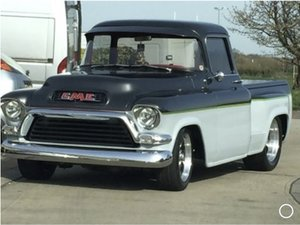 Picture of 1956 GMC Chevy pick up