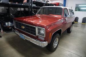 Picture of 1978 Chevrolet K5 4WD V8 Blazer For Sale