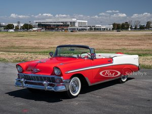 Picture of 1956 Chevrolet Bel Air Convertible  For Sale by Auction