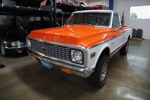 Picture of 1972 Chevrolet C10 4x4 V8 Cheyenne Full Size Pick Up SOLD